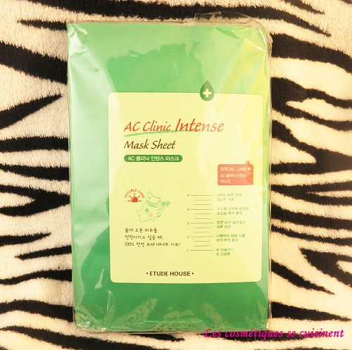 masque etude house ac clinic