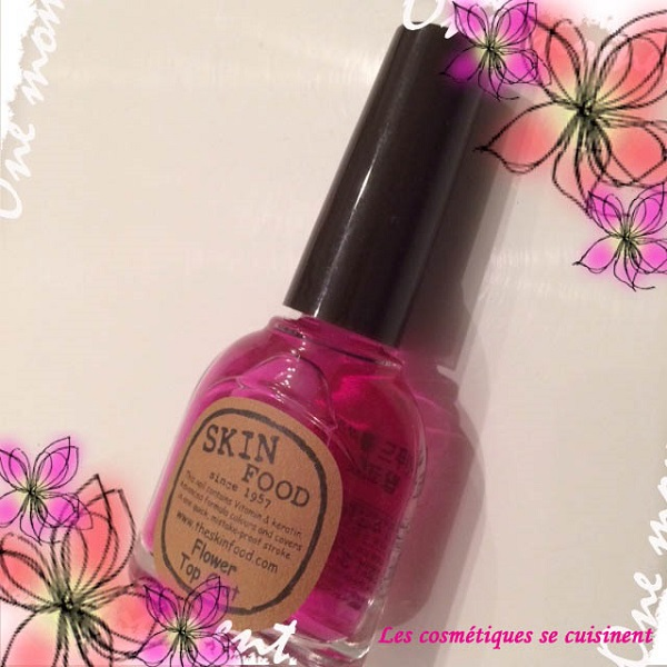 top coat skinfood