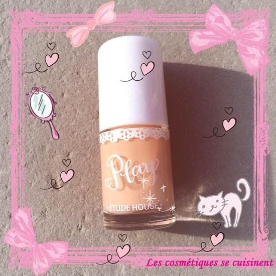etude house play vernis