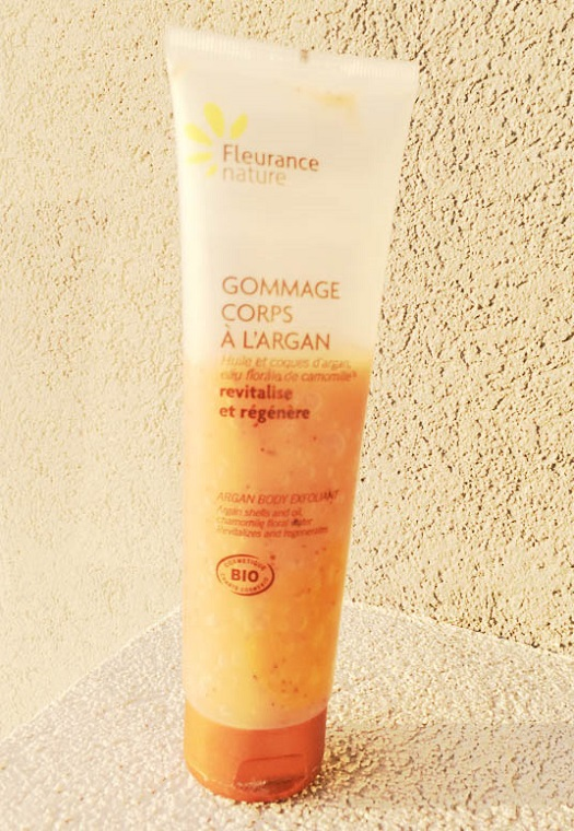 gommage fleurance nature