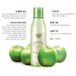 apple juicy liquid foaming cleanser innisfree