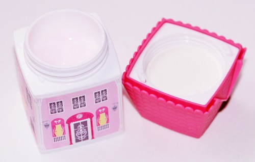 my castle hand cream pink wish