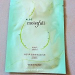 etude house moistfull mask sheet