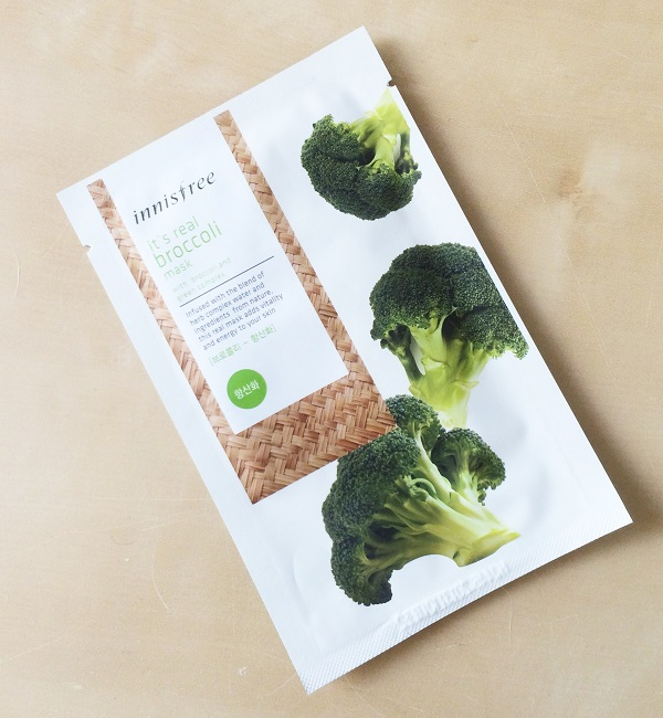 innisfree brocoli masque