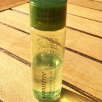 Green tea cleasing oil Innisfree