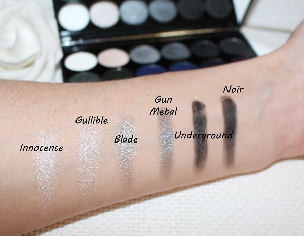 Bad Girl sleek palette