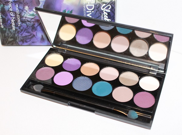 Force of nature idivine palette sleek