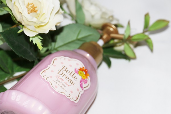 belle dress lait pour le corps Etude House