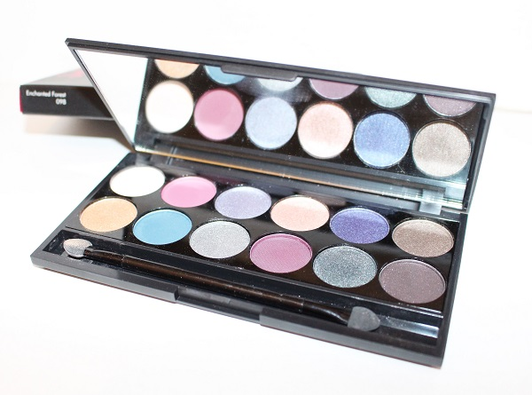 enchanted forest idivine palette sleek