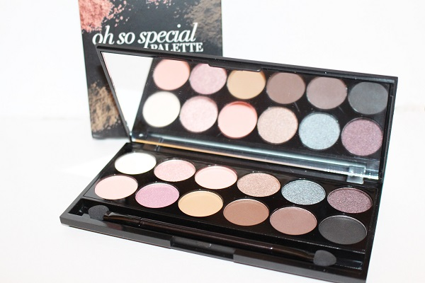 oh so special idivine palette sleek