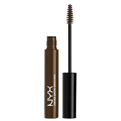 tinted brow mascara nyx the beautyst