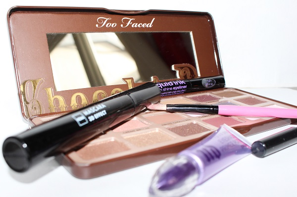 maquillage marron too faced
