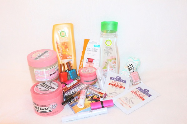 haul beauté Londres