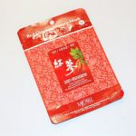 mj care red ginseng essence mask