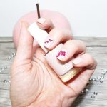vernis a ongles matin rose lollipops