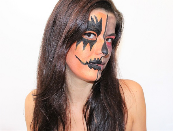 maquillage halloween msc