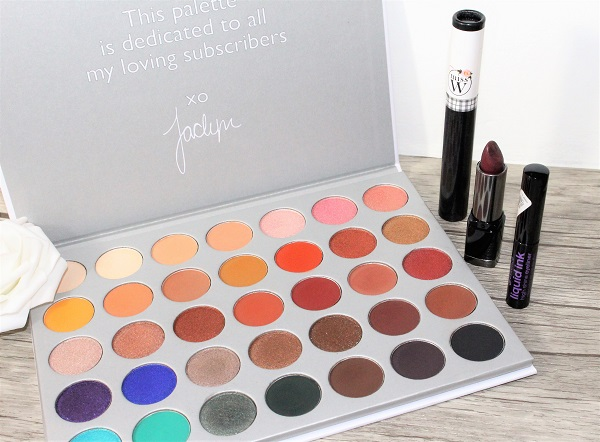 palette jaclyn hill maquillage