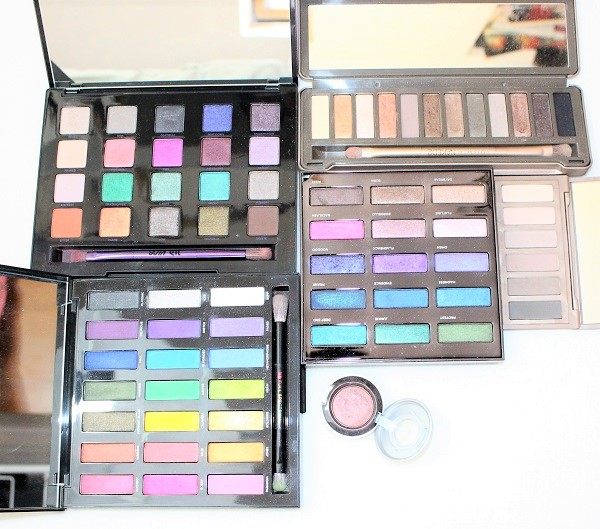 palettes Urban decay
