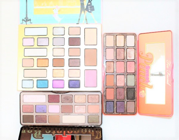 palettes too faced