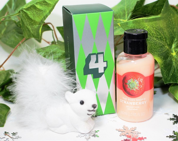 jour 4 calendrier the body shop
