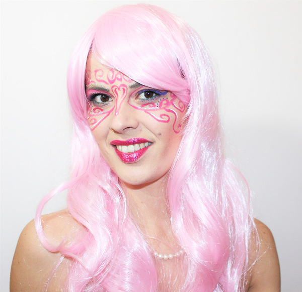 maquillage carnaval idee