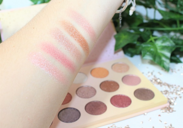 palette colour pop golden state of mind swatch 2