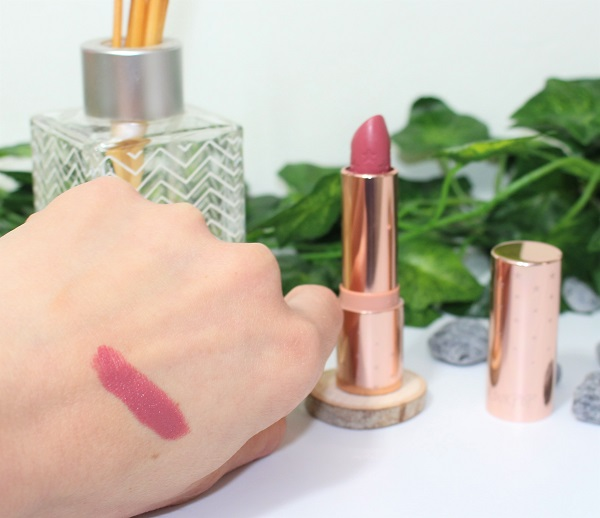 still crazy colour pop lux lipstick swatch