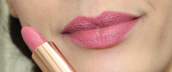swatch still crazy colour pop lux lipstick