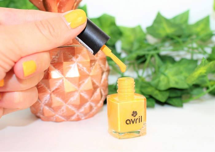 Avril vernis à ongles naturel mangue