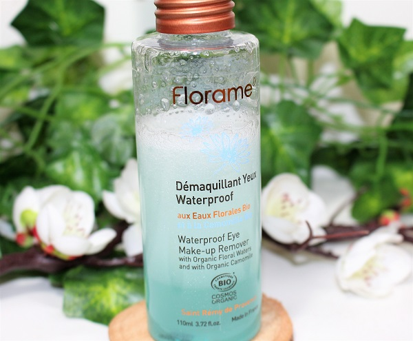 demaquillant biphase bio florame
