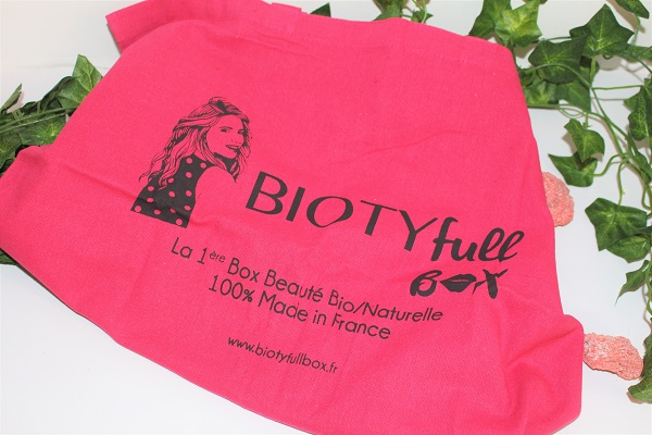 tote bag biotyfull box