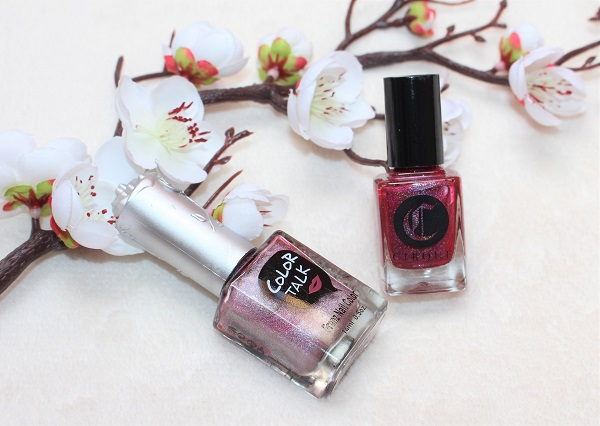 vernis a ongles holographiques
