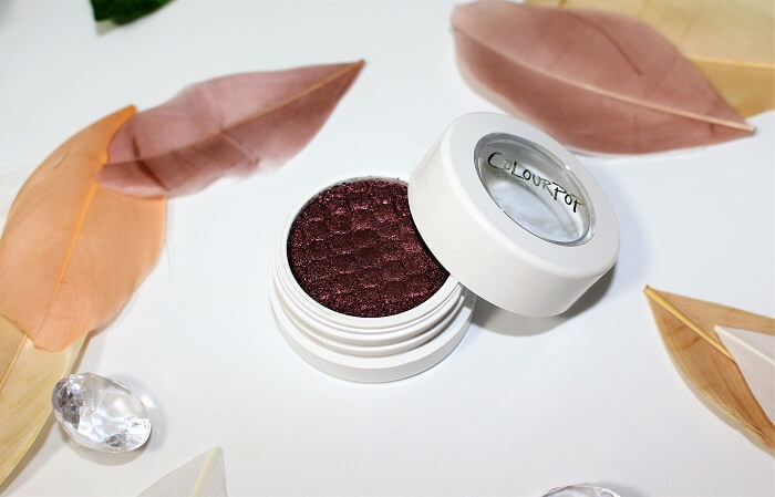 supershock shadow stereo colour pop one week palette challenge